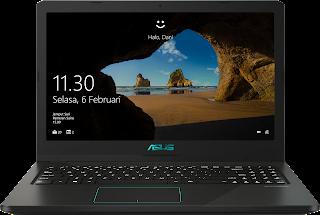 ASUS VivoBook Pro F570 laptop yang harus anda miliki