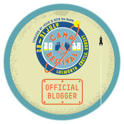 Camp Bestival Official Blogger