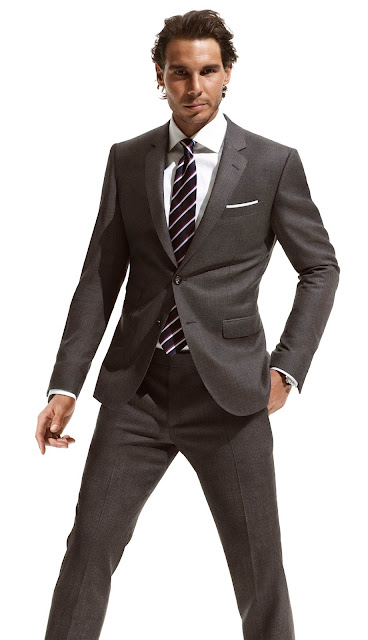 THFLEX Rafael Nadal Edition, Tommy hilfiger, Tommy Hilfiger Tailored, Rafael Nadal, spring 2016, Suits and Shirts, TH Bold, Tommy Hilfiger Underwear,