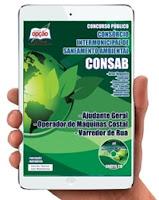 apostila consab sp 2016