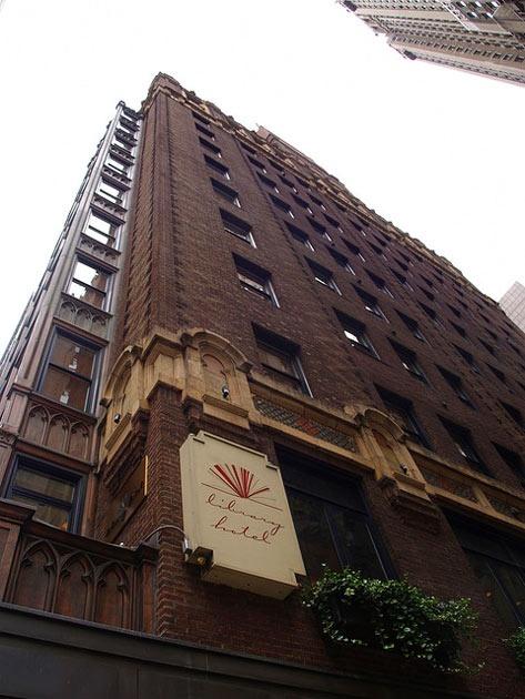 The Library Hotel New York. Talk Dewey To Me. marchmatron.com