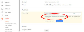 Custom Domain ? Begini caranya custom domain blogspot ke TLD