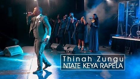 Video Mp4 Thinah Zungu Ntate Keya Rapela Praise Worship Song
