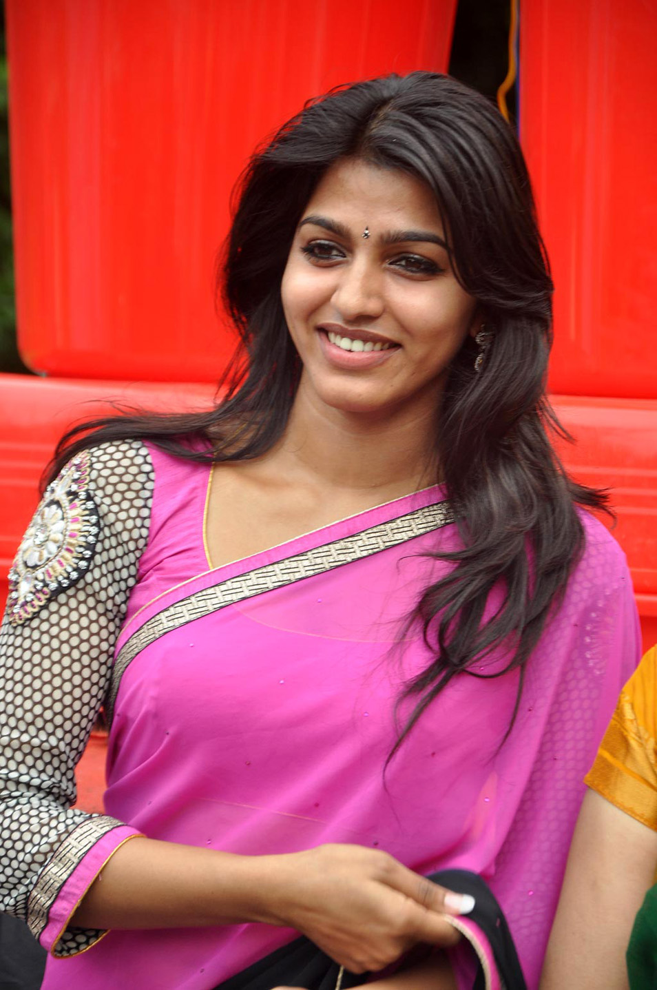 Dhansika is an Indian film actress stills Online News