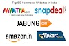 Top 5 Best E-Commerce Sites in India