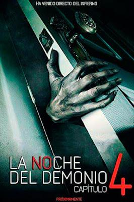 La Noche Del Demonio 4: La Última Llave en Español Latino