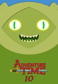 Hora de aventuras Temporada 10