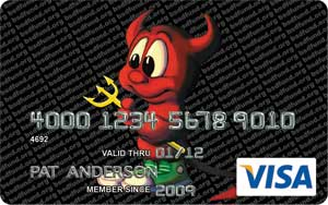 Conheça o cartão de crédito Linux Fundation!