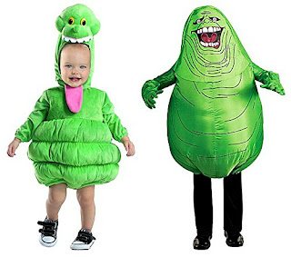 Ghostbusters Slimer Costumes for Adults and Kids