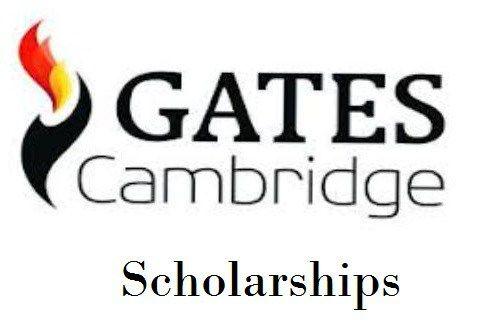 Gates Cambridge Stipendium