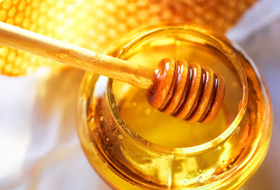 Honey to relief from your sore throat