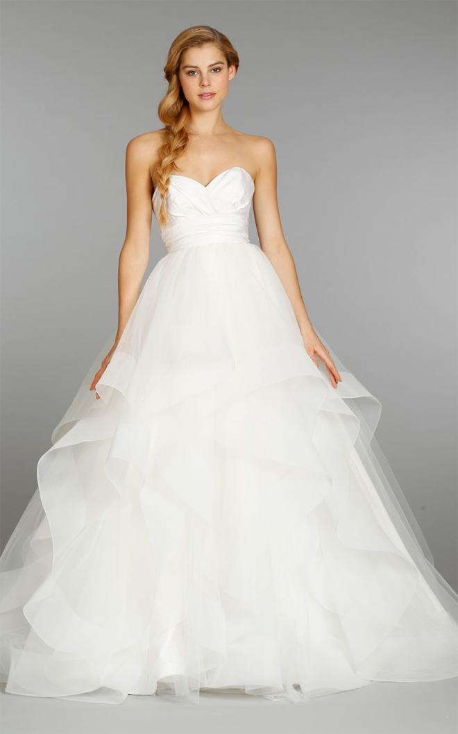 Hayley Paige Wedding Dresses Used