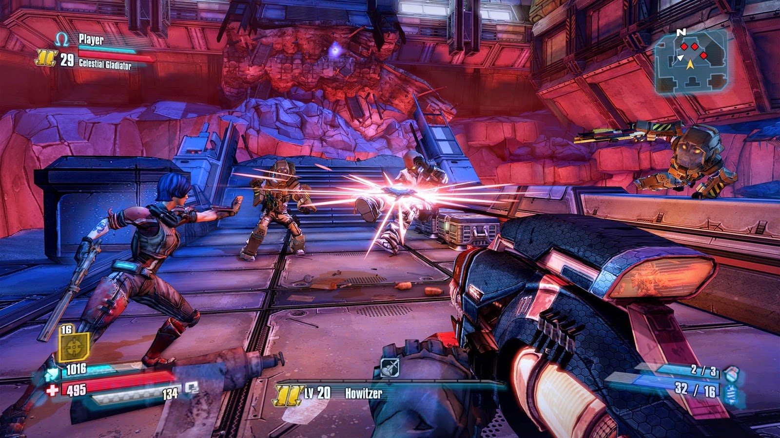 Borderlands: The Pre-Sequel (Video Game Review) - BioGamer Girl