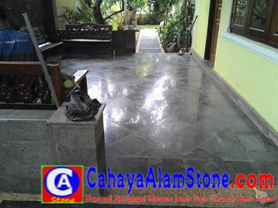 Jenis Batu Alam Untuk Lantai