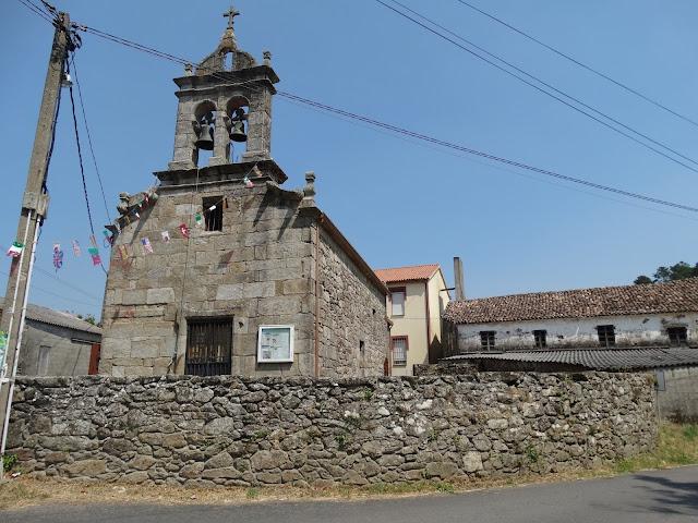 Iglesia de Santo Estevo de Lires