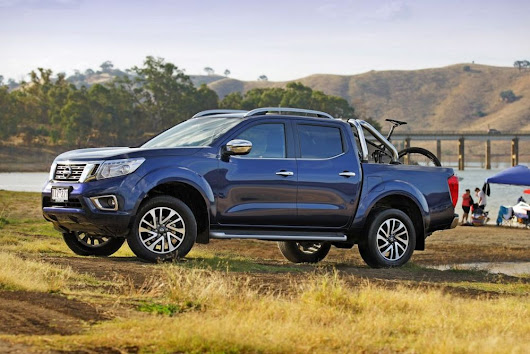 2017 Nissan Navara Double Cab 4x4 test & driving report