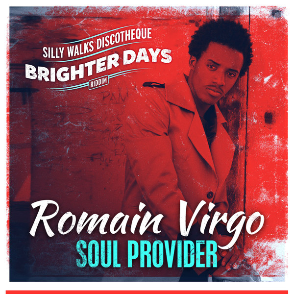Romain Virgo - Soul Provider - Single Cover