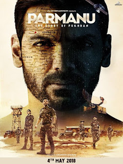 Parmanu (2018) Official Poster