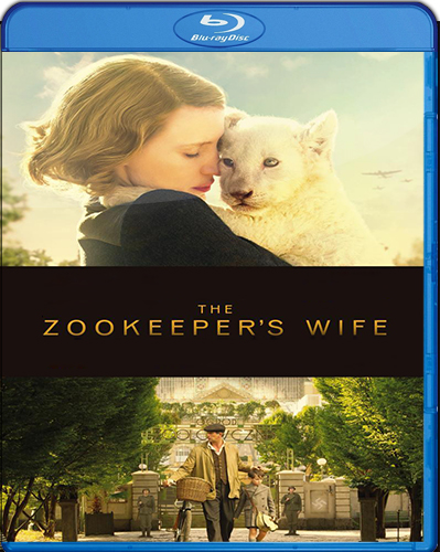 The Zookeeper's Wife [2017] [BD25] [Latino]