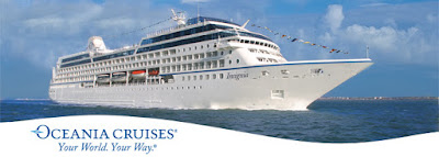 Oceania Cruises Insignia is a regular caller at the port of  New York.