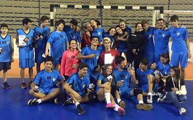 d19a37fe4a O La Salle foi campeão no Handebol Masculino e Feminino
