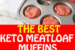 THE BEST KETO MEATLOAF MUFFINS