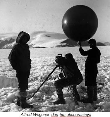 Observasi Menggunakan Balon Cuaca