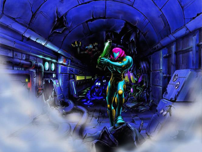 Corona Jumper: Metroid Fusion Finale - A Multitude of Idols
