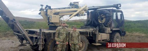 Армія США показала експериментальну 155-мм гаубицю