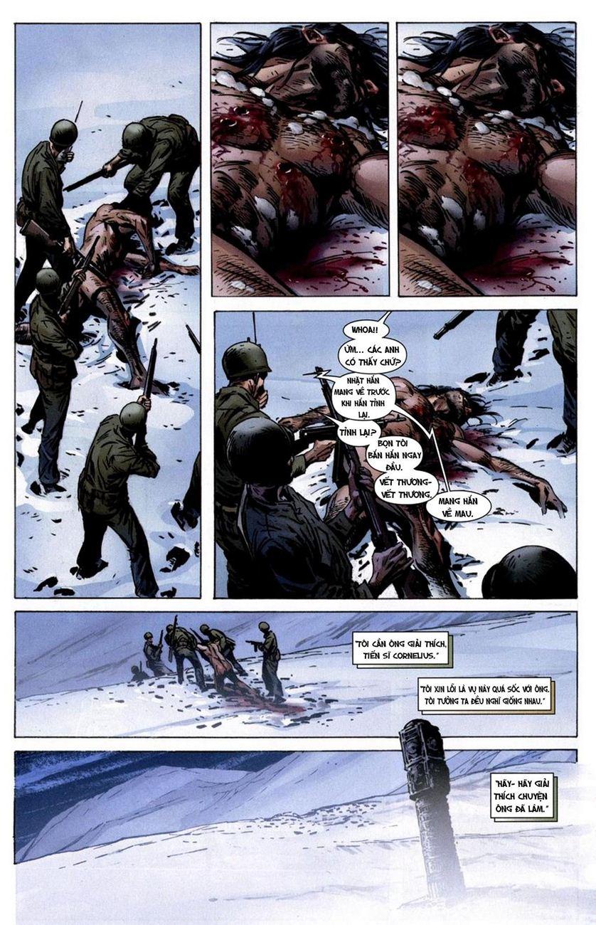 Ultimate Origin chap 1 trang 22