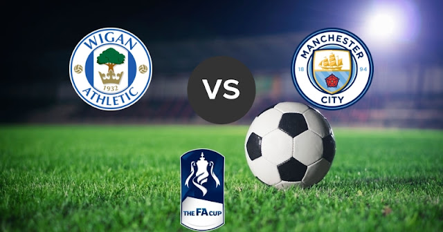 Wigan vs Manchester City Highlights & Full Match 19 February 2018
