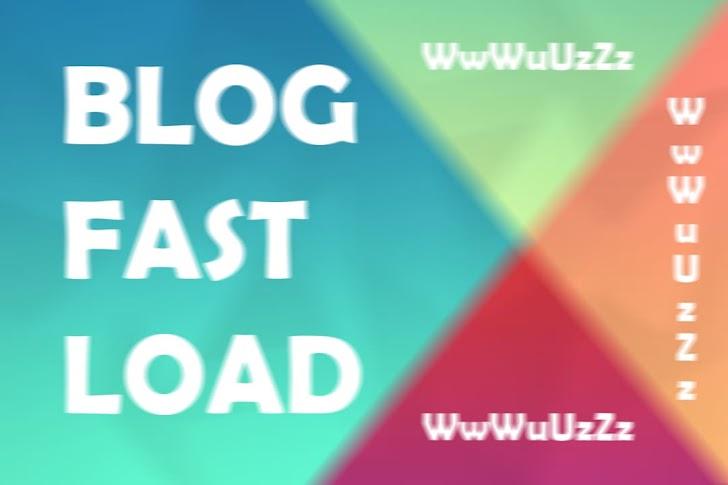 Cara Membuat Loading Blog Menjadi Sangat Cepat Dengan Lazy Load