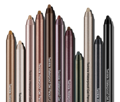 Twinkle Water Proof Gel Pencil Liner