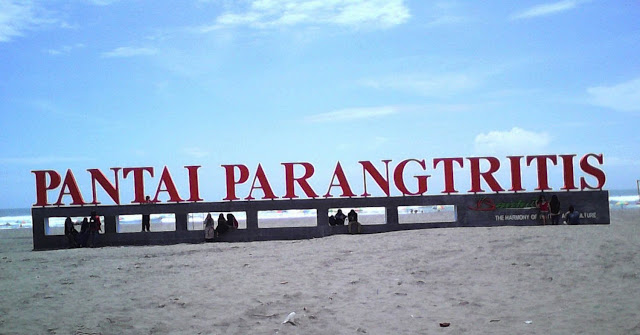 pantai Parangtritis
