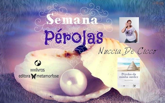 Semana Pérolas</br> Lançamento + Sorteio