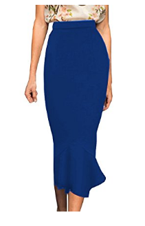 All About Trumpet (AKA Mermaid Meets Pencil) Skirts with Gail Carriger