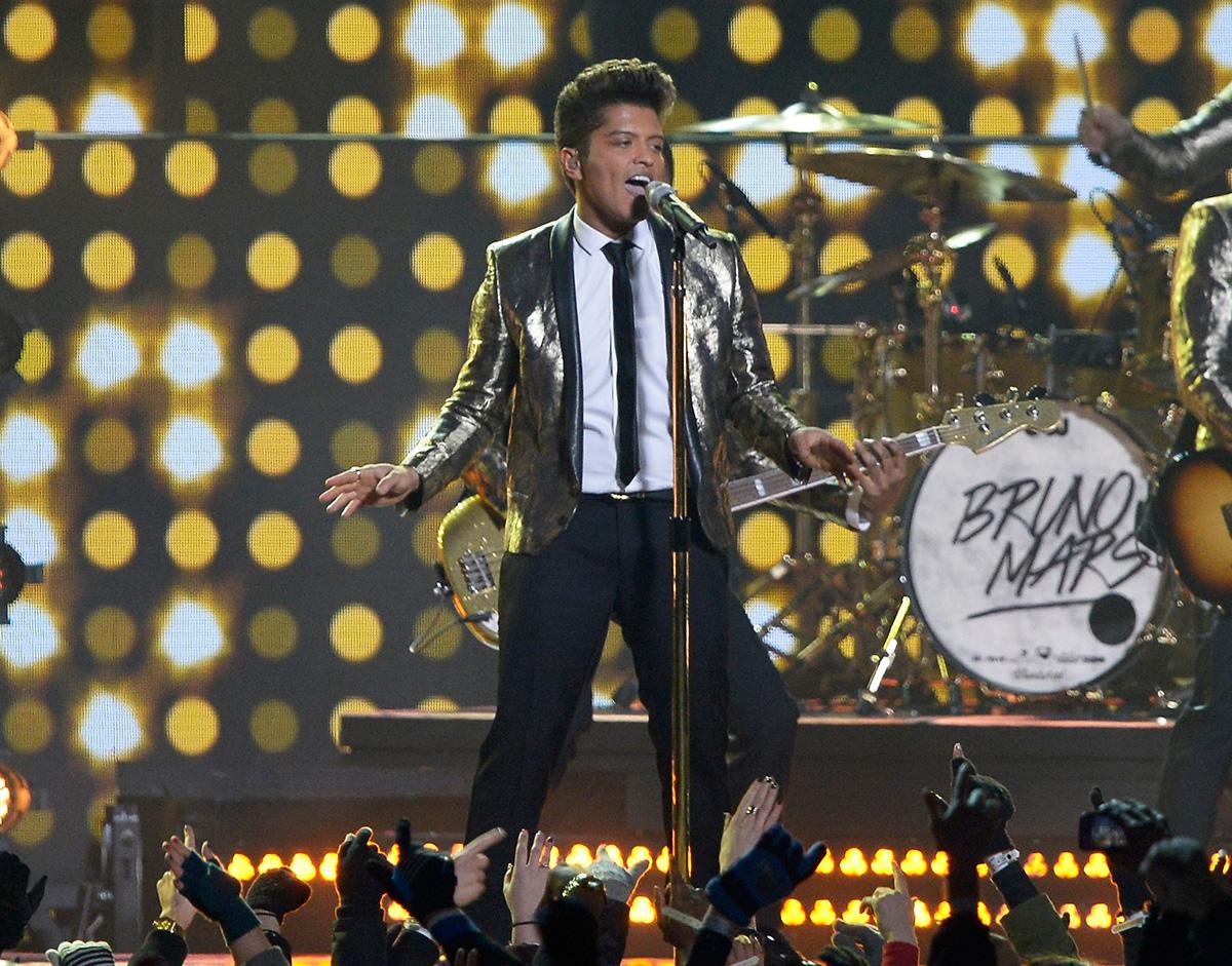 Bruno Mars, Bruno Mars Super Bowl Halftime Show