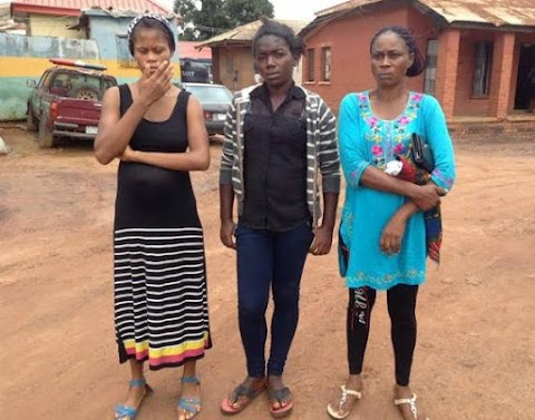 I sold my son for N300,000 out of frustration – 18-year old girl confesses in Enugu