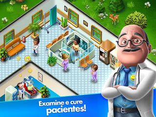 My Hospital Apk Mod Dinheiro Infinito