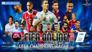 DLS Mod FIFA Online 3 v5.0.0 by Adhy
