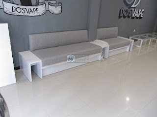 Sofa Menyatu Dengan Meja - Furniture Semarang