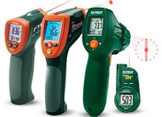 alat indpeksi infrared thermometer