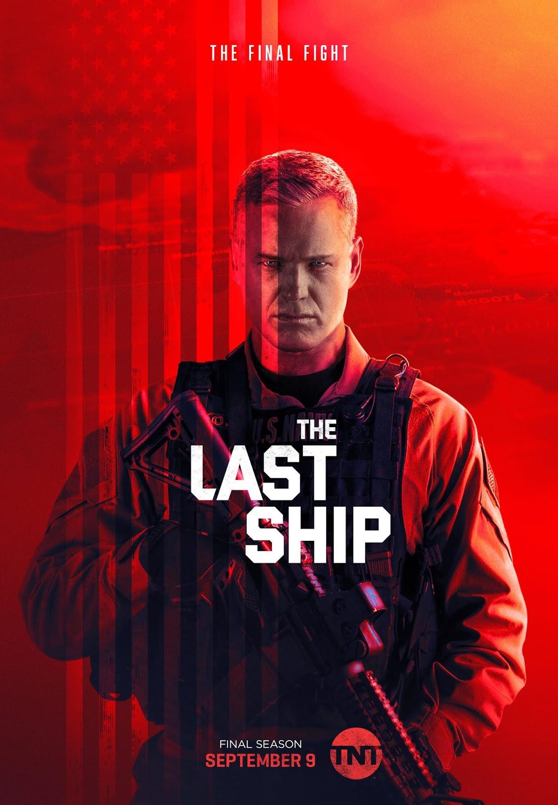 ship season  promos poster premiere date