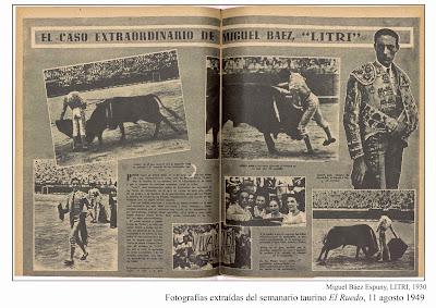 Resultado de imagen de litri 1950