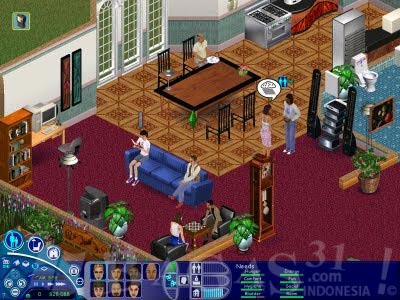Game The Sims - RIP (176 MB) + Trainer 2