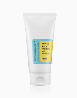 CosRx Low pH Good Morning Gel Cleanser by The Shapeshifting Cat