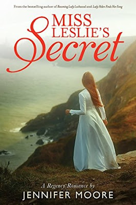 Heidi Reads... Miss Leslie's Secret by Jennifer Moore