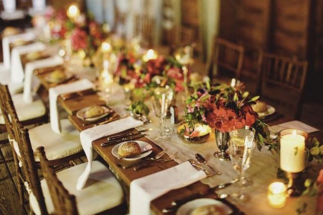Unique Fall Wedding Centerpieces: Michele Gledhill: Rustic Wedding Inspiration
