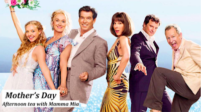 Mother's Day Afternoon Tea with Mamma Mia at Tyneside Bar Cafe