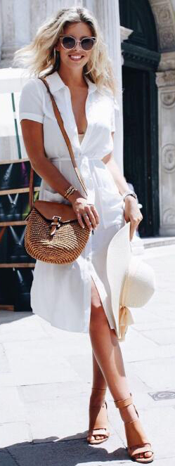 Simple Outfits To Try This Summer #summeroutfits